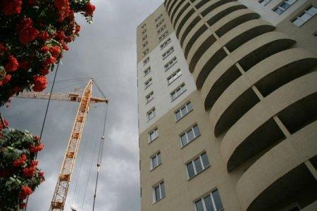 Достроено еще 10 многоквартирных жилых домов СУ-155